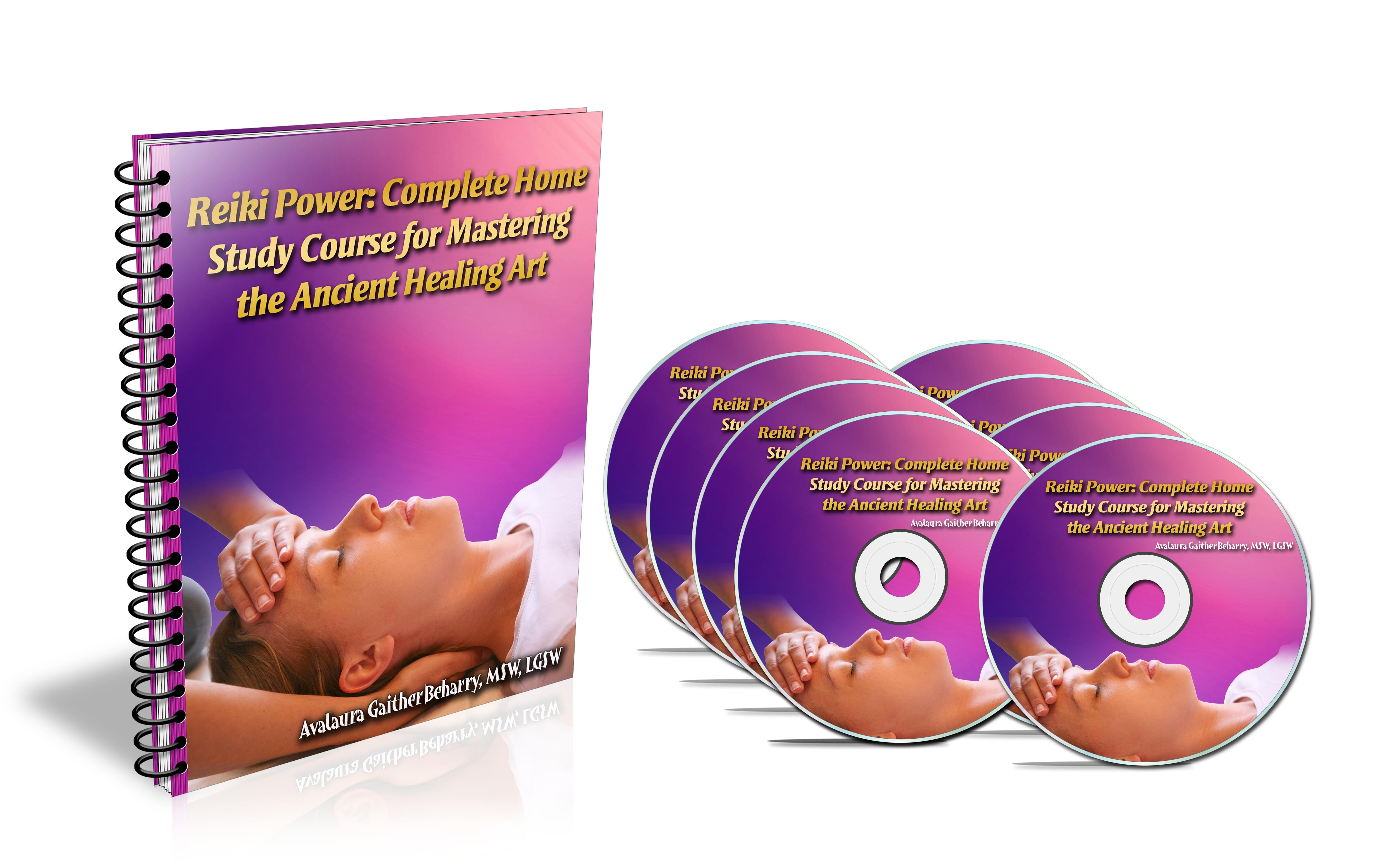 Reiki Course Cover